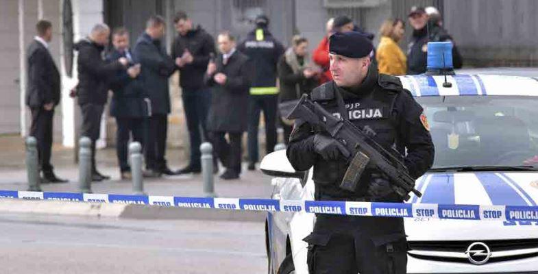 Atacan con explosivo embajada de EU en Montenegro