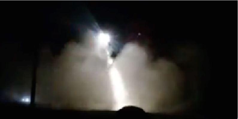 Difunden imágenes de la caída del helicóptero en Oaxaca (VIDEOS)