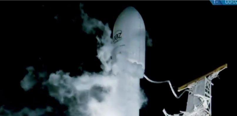 SpaceX lanza el primer satélite espía español