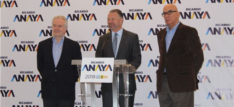 Jorge Castañeda se suma a Anaya como coordinador de estrategia de la campaña