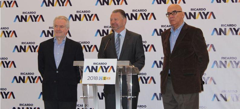 Jorge Castañeda se suma a Anaya como coordinador estratégico