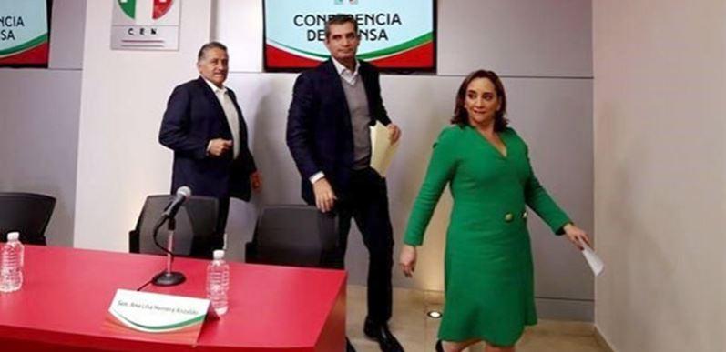 Ruiz Massieu y Ochoa Reza encabezan pluris al Senado y San Lázaro