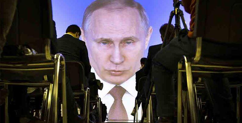 Ofrece Putin reducir la tensión mundial
