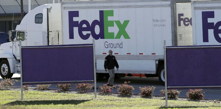 Explota quinto paquete bomba en Texas
