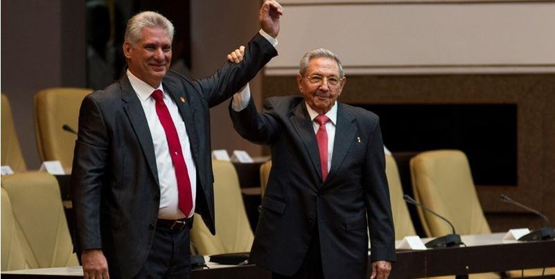 Fin a la era Castro: Díaz-Canel asume presidencia de Cuba