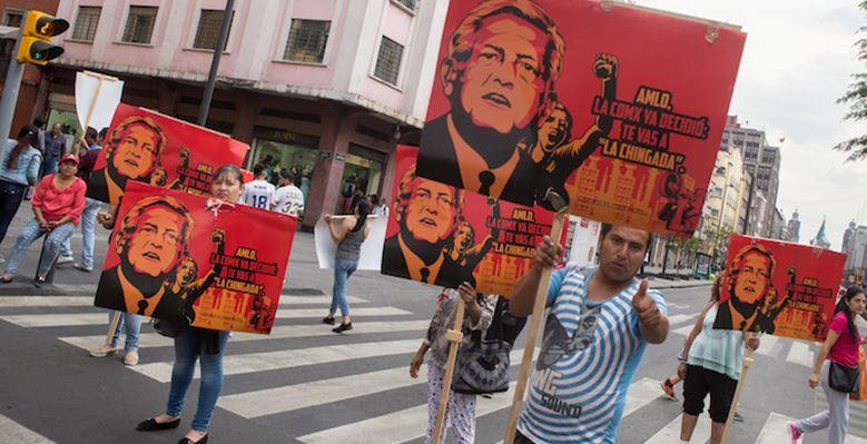 Sindicato del gobierno de CDMX urdió protestas contra AMLO