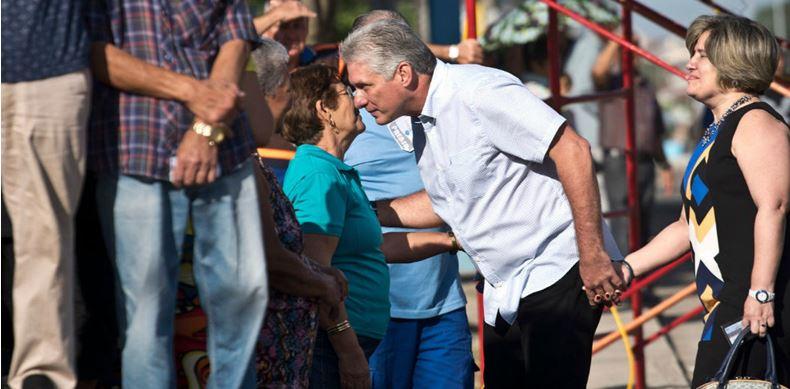 El nuevo mandatario cubano, un enigma