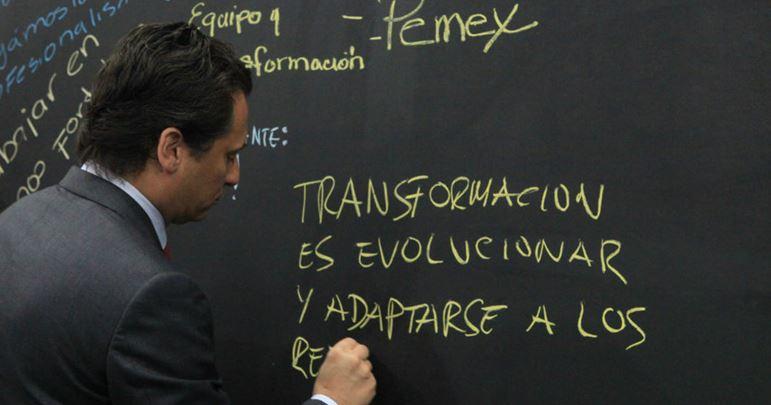 Pemex blinda a Lozoya hasta 2023 por el caso Odebrecht