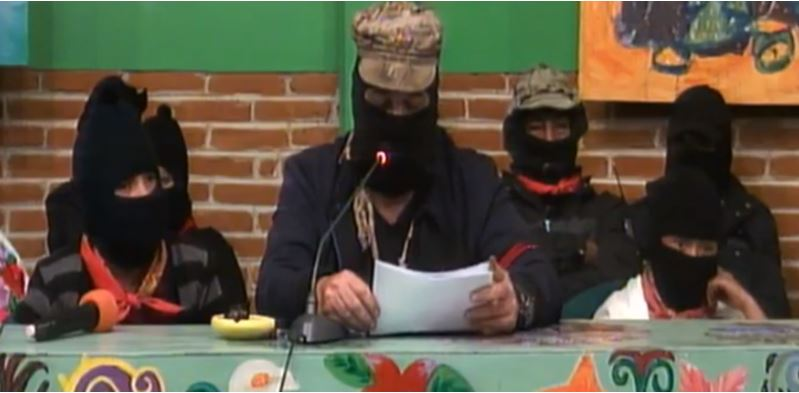 La hidra capitalista buscará frenar a AMLO, advierte el EZLN