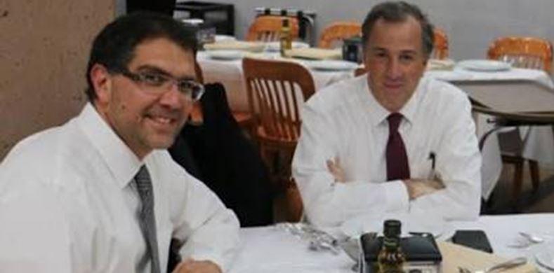 Meade invita a Ríos Piter a su campaña