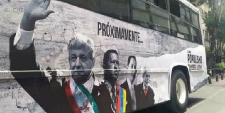 """Televisoras no transmitirán serie """"Populismo""""; faltan, Cinépolis y Claro Video: AMLO"""