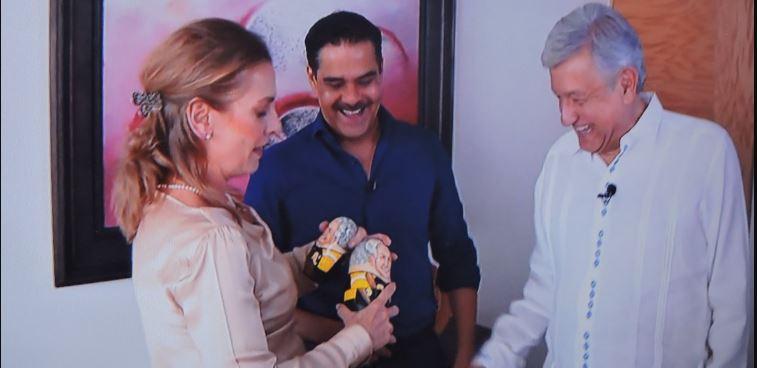 AMLO: No he pactado con nadie ni he visto a Peña desde 2012 (VIDEO)