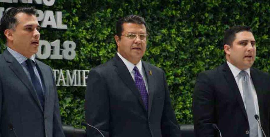 El alcalde independiente de Juárez pide licencia: Va por reelección