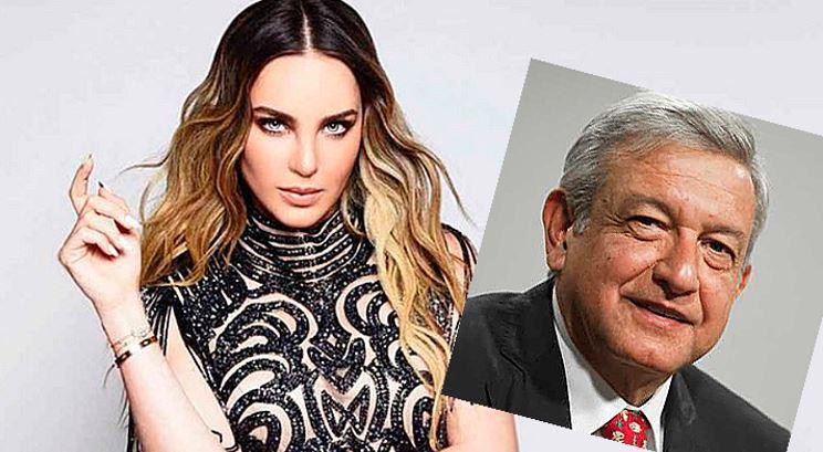 Belinda sacude a las redes: expresa su apoyo a López Obrador
