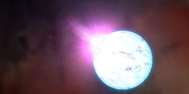 Descubren el posible origen de las misteriosas señales espaciales