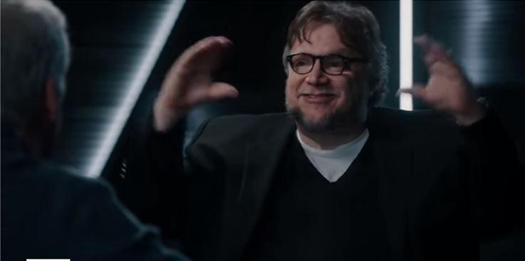 Guillermo del Del Toro: un OVNI me dijo que existe algo más 'vasto' en el universo