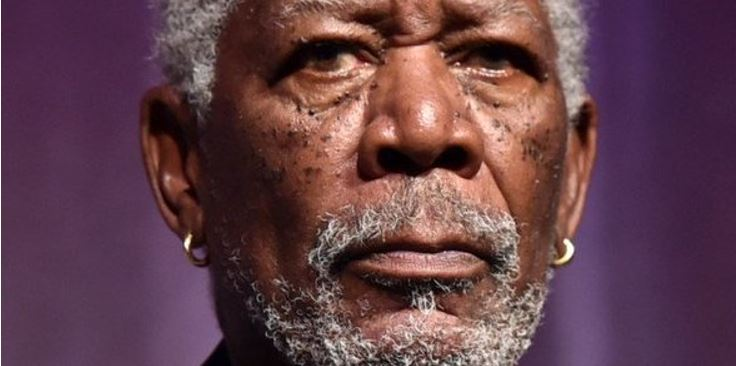 Ocho mujeres denuncian a Morgan Freeman por acoso sexual