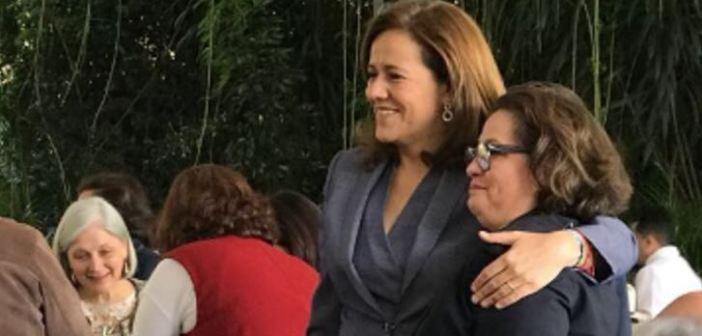 Tras la renuncia de Zavala, Susana Pedroza se suma a la campaña de AMLO