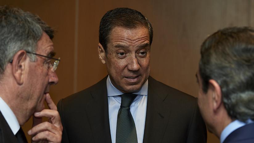 Detienen a exministro de Aznar por lavado de dinero