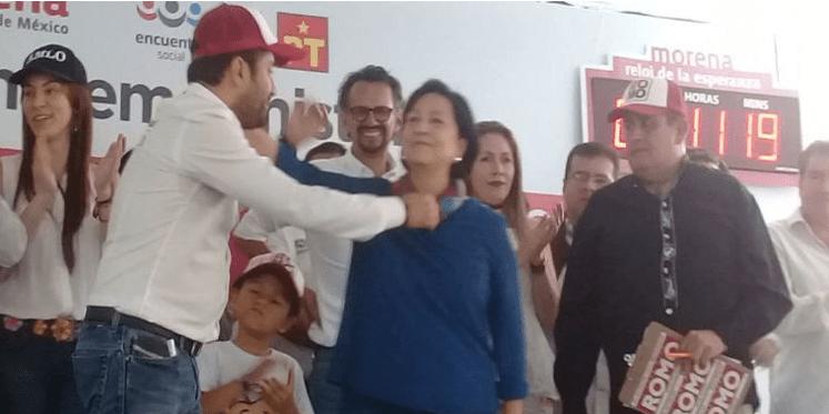 Amalia García renuncia a PRD: rechaza apoyar a Anaya