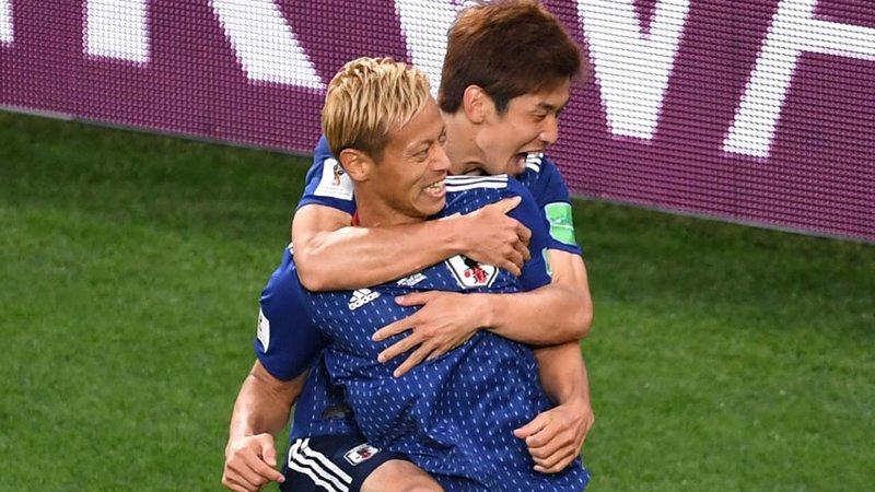 Japón rescata empate ante Senegal