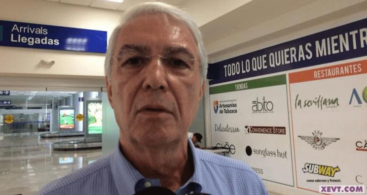 Senador priista Humberto Mayans se pronuncia por AMLO (VIDEO)