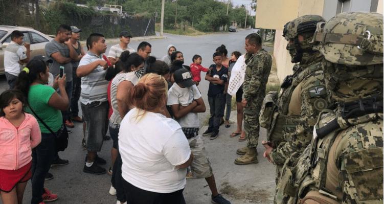 Suspenden a marinos por 'levantones' en Nuevo Laredo