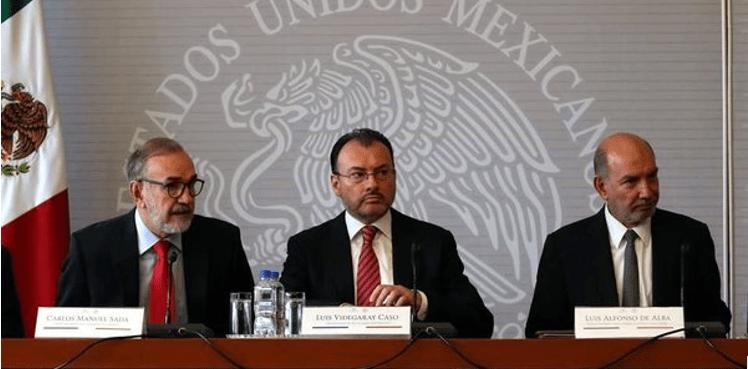 1% de niños migrantes separados de sus familias son mexicanos: Videgaray