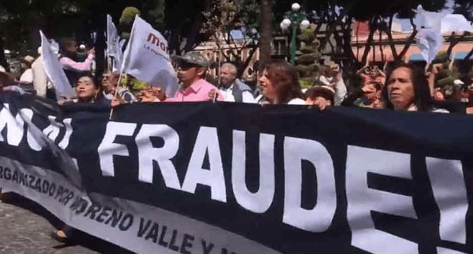 Expertos de la Ibero documentan el fraude electoral de Puebla