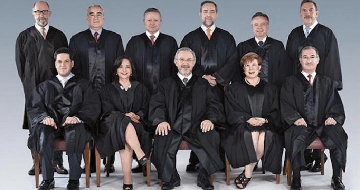 Los salarios justos de la Corte