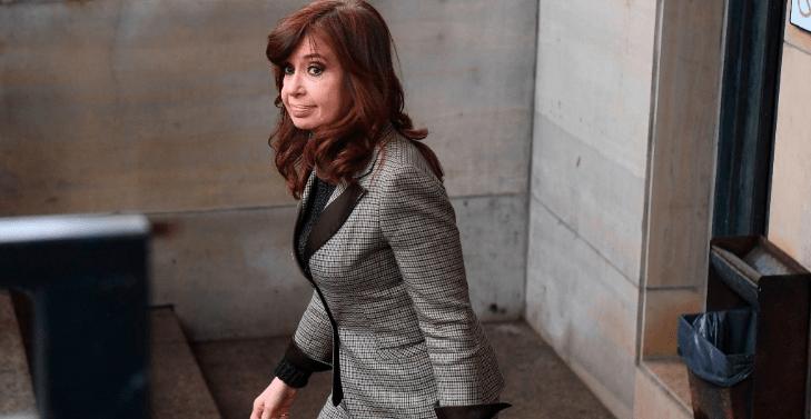 Rechaza Cristina Fernández cargos de corrupción