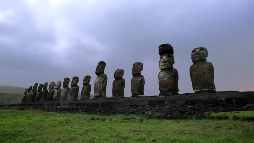Una teoría forzaría a reescribir la historia de la Isla de Pascua