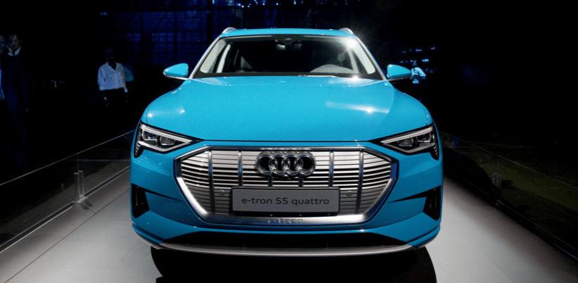Audi presenta su auto eléctrico E-Tron