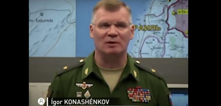 Rusia culpa a Israel del derribo de avión en Siria