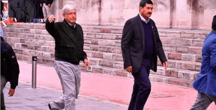 Gobierno de AMLO pedirá la extradición de César Duarte