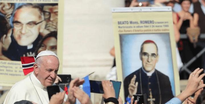 Monseñor Oscar Arnulfo Romero ya en santo