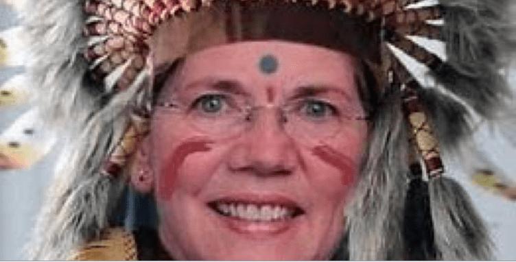 """Elizabeth Warren muestra su """"linaje indígena"""""""