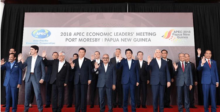 Fracasa acuerdo de APEC por entuerto EU-China