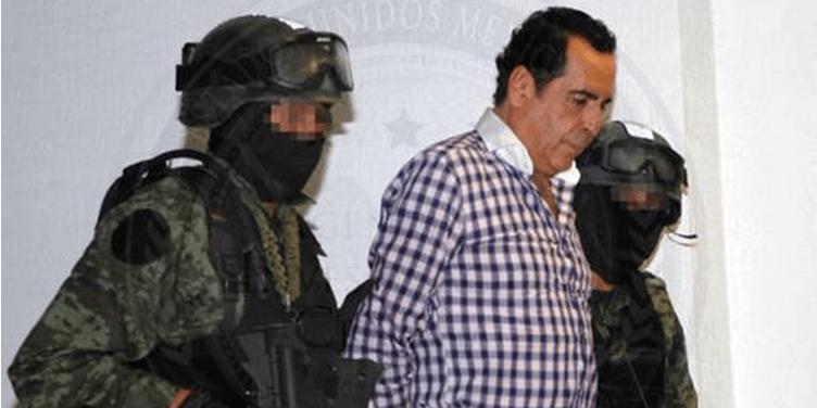Preso en el Altiplano, muere Héctor Beltrán Leyva de paro cardiaco