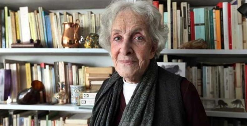 Dan a la poeta Ida Vitale el Premio Cervantes 2018