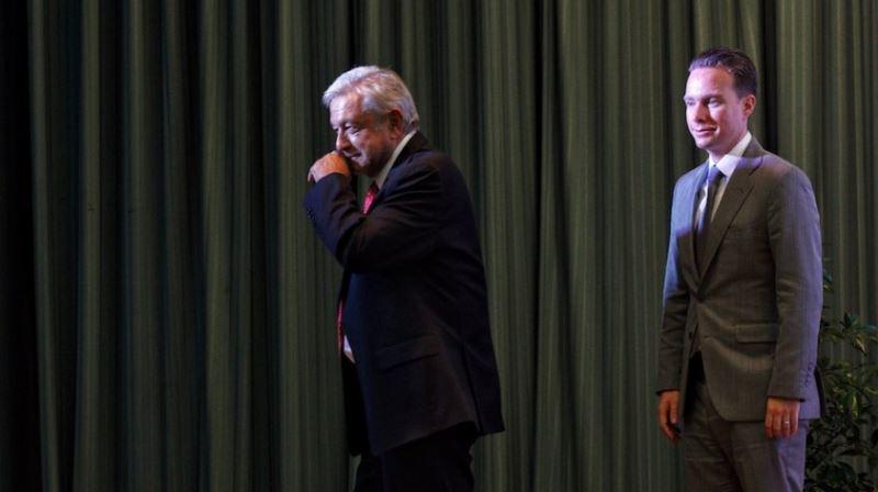 Un exceso que Velasco tenga escolta por 15 años con cargo al erario: AMLO