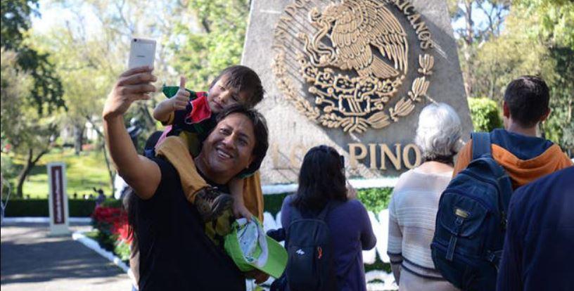 Desaparece de Los Pinos colección de obras de pintores mexicanos