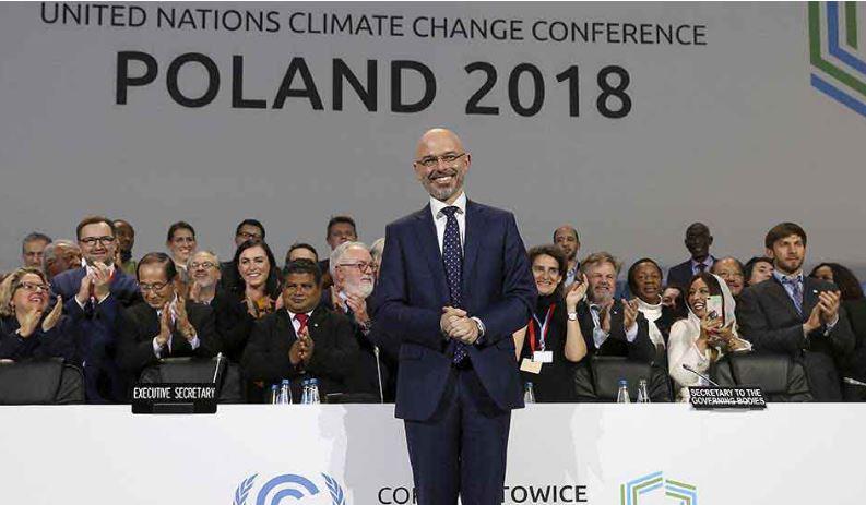 Buscan mantener vivo el pacto climático de París