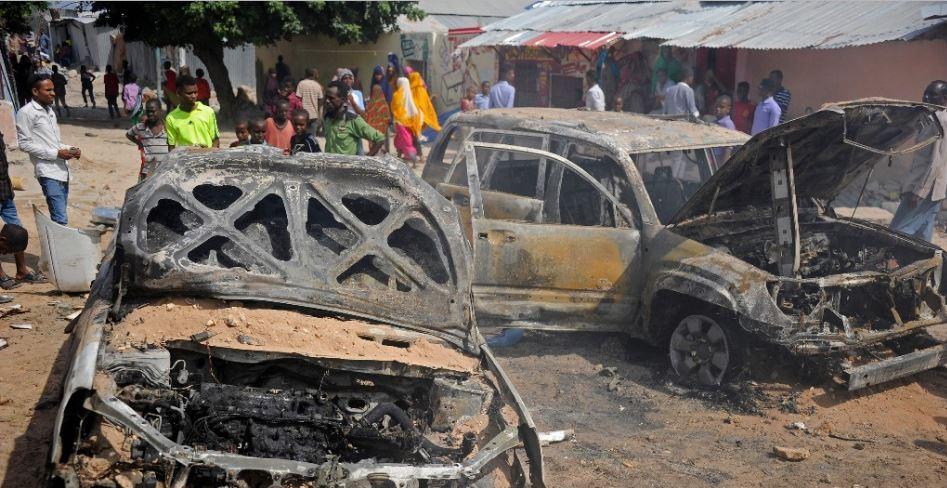 EU bombardea a extremistas en Somalia: 62 muertos
