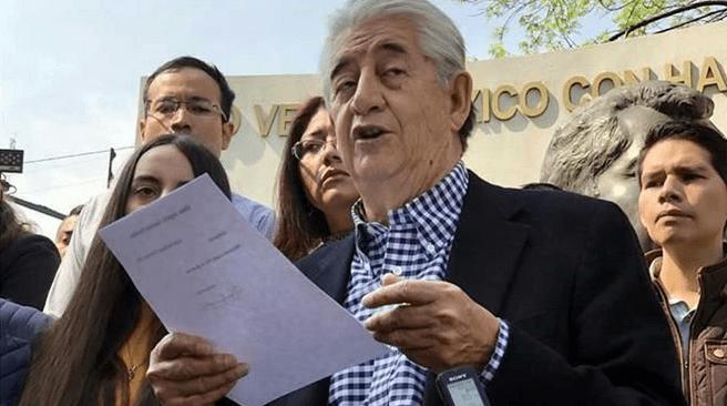 César Augusto Santiago renuncia al PRI: se convirtió en un partido defensor de los ricos
