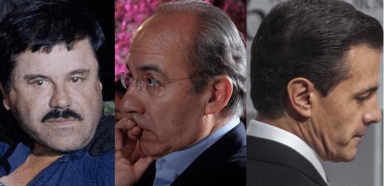 El Chapo, Calderón, Peña ¿y los agentes de la DEA?