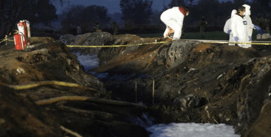 Hay indicios de que la explosión fue provocada, dice Gertz Manero