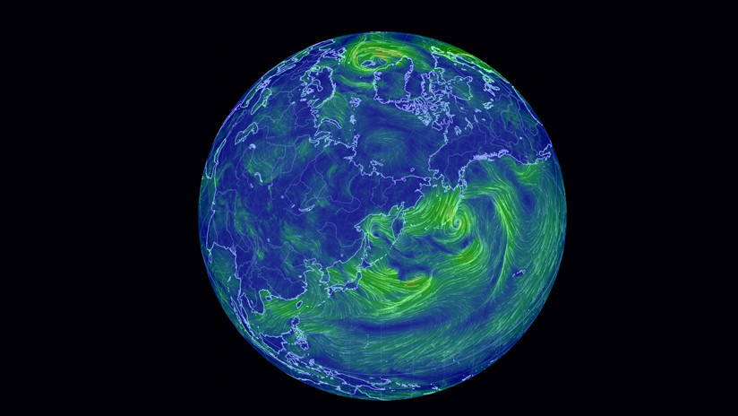 Advierten de inminente colapso del vórtice polar del norte