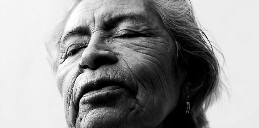 """Conversación con Libo, la mujer que ríe de todo, menos de """"Roma"""""""