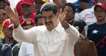 Propone Maduro adelantar elecciones de la Asamblea Nacional
